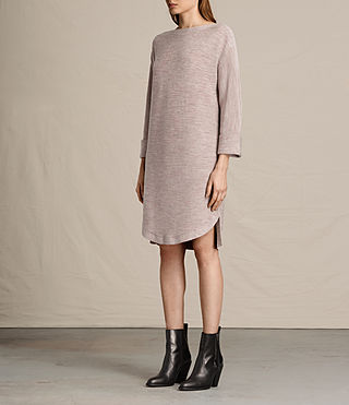 Mujer Esia Dress (QUARTZ PINK MARL) - product_image_alt_text_3