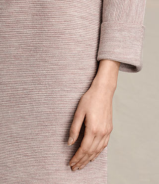 Mujer Esia Dress (QUARTZ PINK MARL) - product_image_alt_text_4