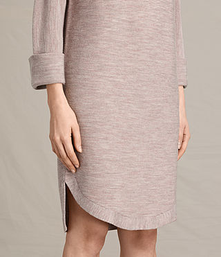 Mujer Esia Dress (QUARTZ PINK MARL) - product_image_alt_text_5