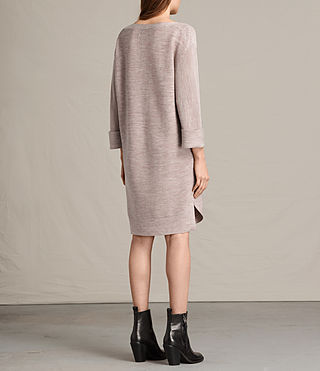 Mujer Esia Dress (QUARTZ PINK MARL) - product_image_alt_text_7