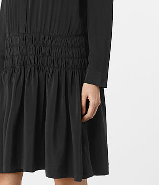 Donne Briar Dress (Black) - product_image_alt_text_3