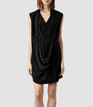 Women's Renati Dress (Black)