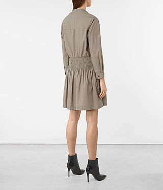 Femmes Bria Dress (Chrome Grey) - product_image_alt_text_5