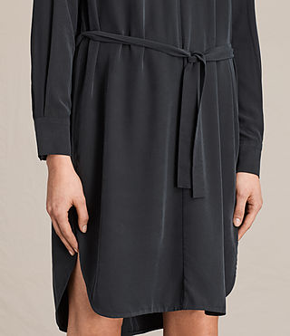 Damen Celi Kleid (Black) - product_image_alt_text_2