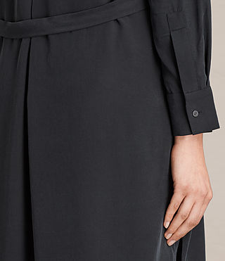 Damen Celi Kleid (Black) - product_image_alt_text_4