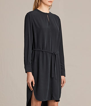 Damen Celi Kleid (Black) - product_image_alt_text_5