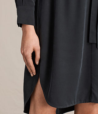 Damen Celi Kleid (Black) - product_image_alt_text_6
