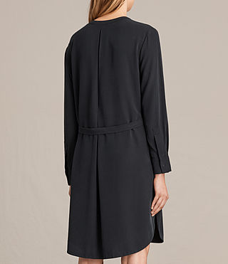 Damen Celi Kleid (Black) - product_image_alt_text_7