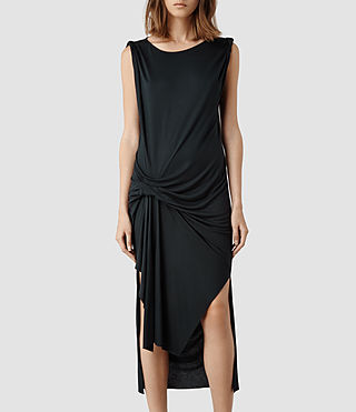 Womens Riviera Vi Dress (Petrol)