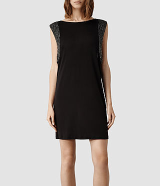 Womens Giri Dress (Black)