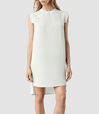 Womens Tonya Lew Dress (Ice)