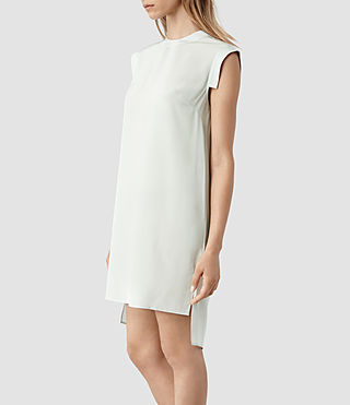 Womens Tonya Lew Dress (Ice) - product_image_alt_text_2