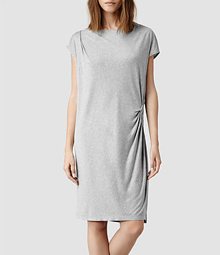 Women's Relia Dress (Grey Marl)