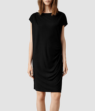 Womens Relia Dress (Black)