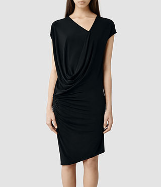 Women's Isa Dress (Black)