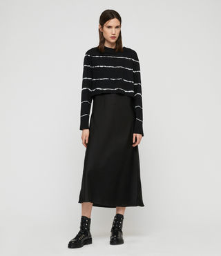 Benno Tystripe Dress