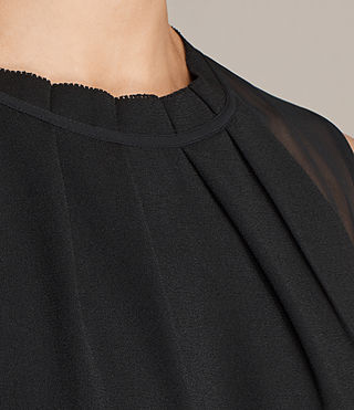 Damen Jay Dress (Black) - product_image_alt_text_6