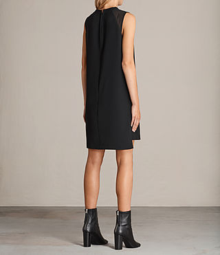 Damen Jay Dress (Black) - product_image_alt_text_8