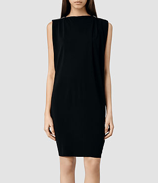 Womens Noir Dress (Black)