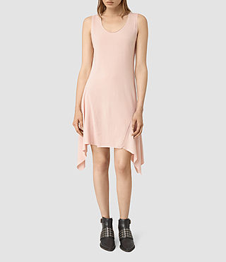 Womens Tany Dress (CAMI PINK)