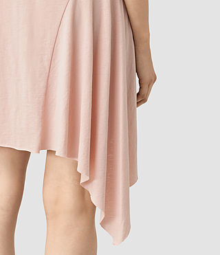 Womens Tany Dress (CAMI PINK) - product_image_alt_text_2