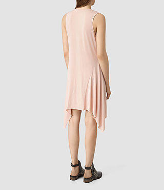 Womens Tany Dress (CAMI PINK) - product_image_alt_text_4
