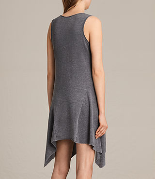 Damen Tany Dress (COAL GREY) - product_image_alt_text_5
