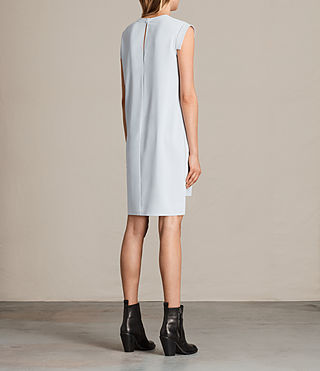 Mujer Vestido Tonya Stitch (OFFSHORE GREY) - product_image_alt_text_7