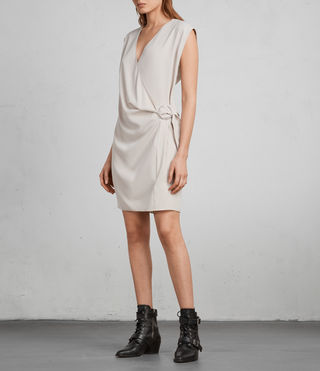 Mujer Vestido Callie (Pale Pink) - Image 2