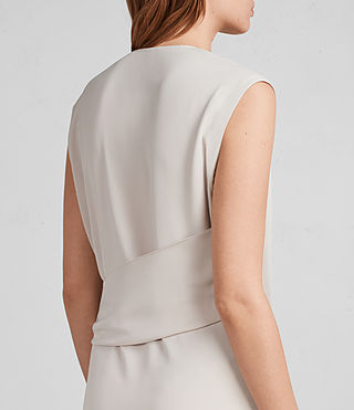 Mujer Vestido Callie (Pale Pink) - Image 5