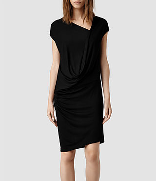 Womens Isa Ci Dress (Black)