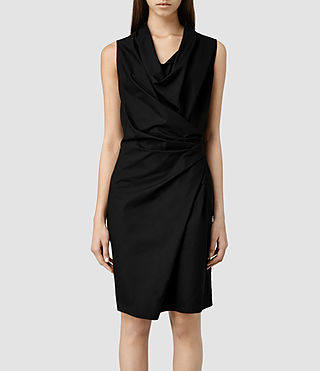 Women's Edyen Dress (Black)
