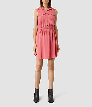 Womens Itaca Dress (SORBET PINK)