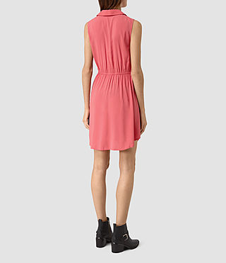 Damen Itaca Dress (SORBET PINK) - product_image_alt_text_4