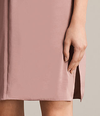 Women's Nuri Dress (MAUVE PINK) - Image 6