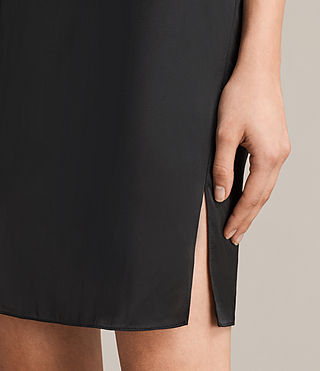 Women's Nuri Dress (Black) - product_image_alt_text_5