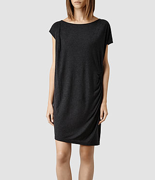 Womens Relian Dress (Cinder Marl)