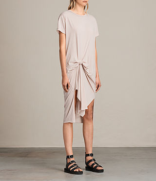 Womens T-Rivi Dress (CAMI PINK) - Image 3