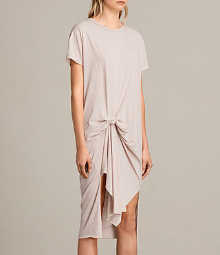 Womens T-Rivi Dress (CAMI PINK) - Image 4