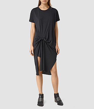 Women's T-Rivi Dress (DARK NAVY BLUE)