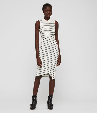 Amara Stripe Dress