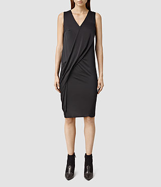 Women's Annis Dress (Black)