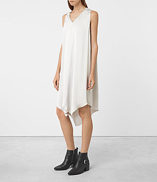 Women's Blaze Dress (STORM GREY) - product_image_alt_text_2
