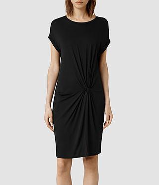 Womens Mast Dress (Black)