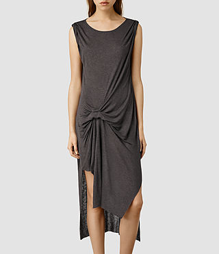 Women's Riviera Wo Dress (Ox Grey)