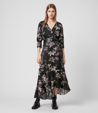 Tage Silk Blend Evolution Dress