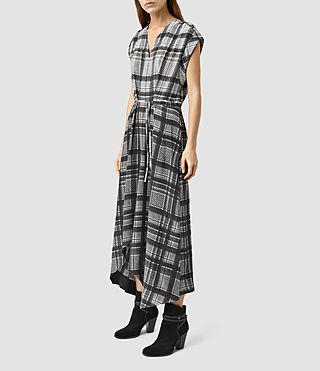 Women's Tate Rocat Dress (Charcoal Grey)
