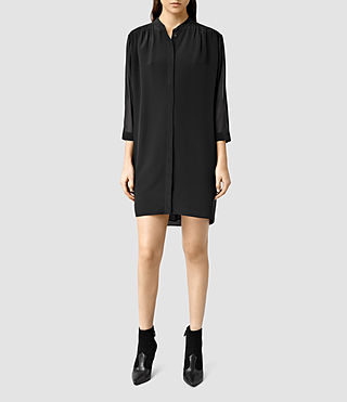 Women's Elles Dress (Black)