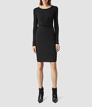 Womens Sian Dress (Black)