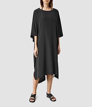 Womens Roma Dress (Black)